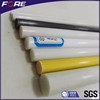 Environmental Friendly Grey Composite 6MM Fiberglass Rod For Ladders