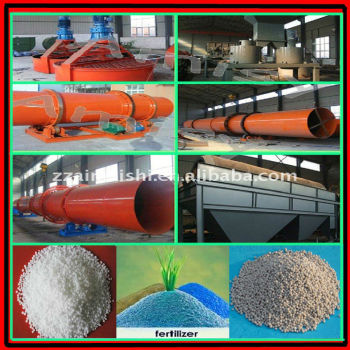Compound fertilizer granulating machine, Organic fertilizer machine