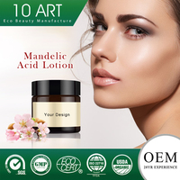 Mandelic Acid Lotion Home-peeling cosmetic anti aging serum for face freckle removing effect