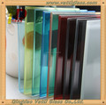 6.38mm, 8.38mm, 10.38mm Dark / Ford Blue Laminated Safety Glass