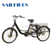 2015 china supplier aluminum frame adult tricycle