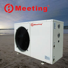 EVI system air source heat pump for hot water or floor heating