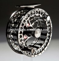 Chinese cnc machined aluminum fly fishing reel