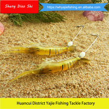 Cheap Artificial Soft Shrimp Fishing Lure Soft Lure Soft Bait