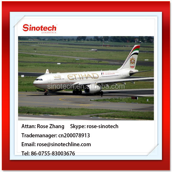air logistics from shenzhen to Chicago transportation