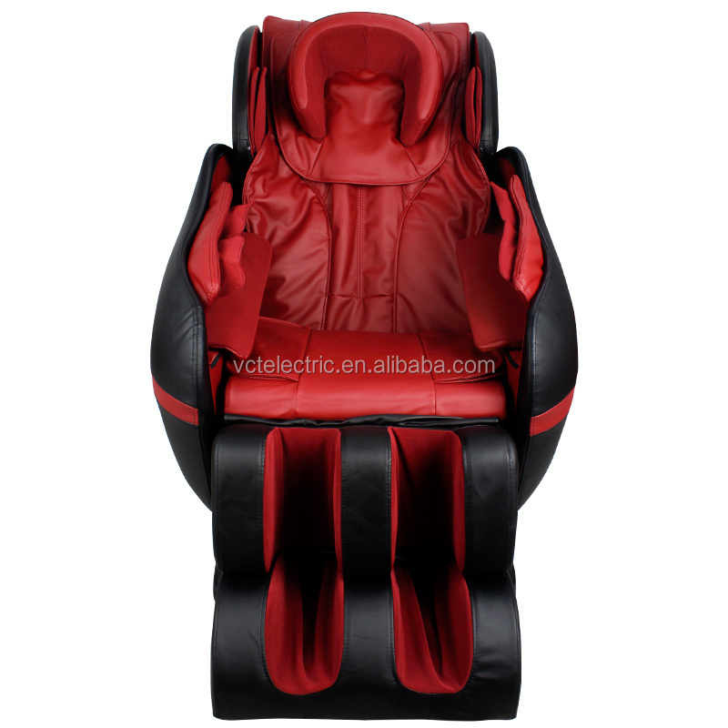 Heat Massage Chair Recline Office and Home Massage Chair PU Chair