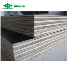 Laminated black film faced recycling plywood film faced