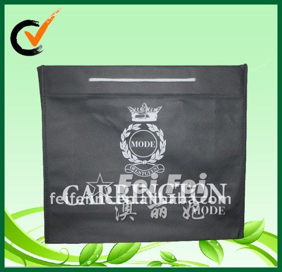 Non Woven Shoppers with cotton rope handle
