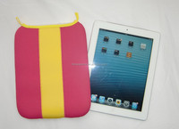 Lollipop Hot Sale Colorful for IPad mini Neoprene Tablet sleeve