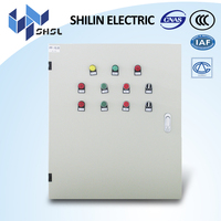 new style metal din rail eclosure box