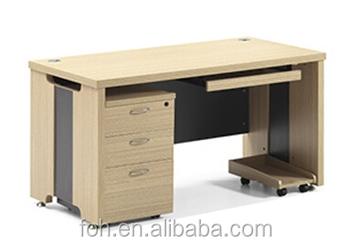 Low Price Cheap Computer Desk for Indian Market(FOH-KYBC14)