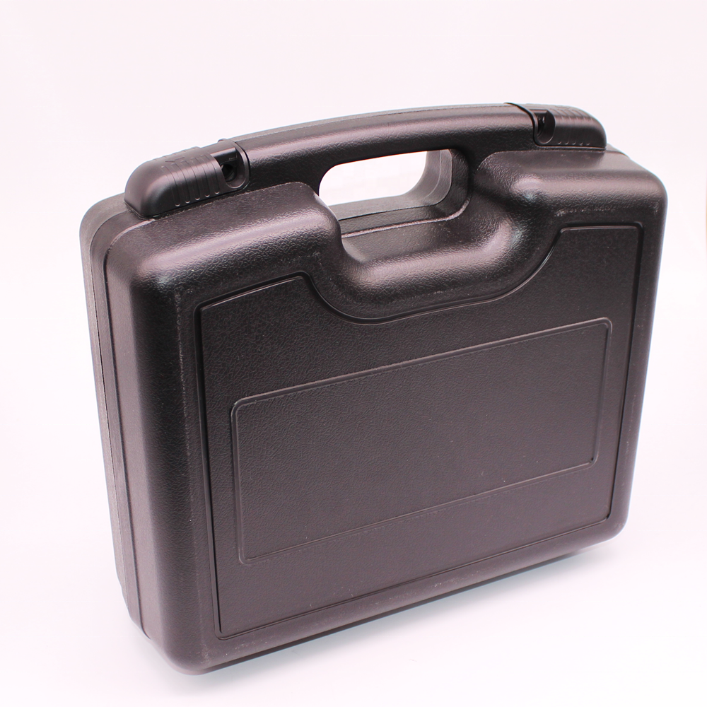 Best Selling Injection Molded PP Material <strong>Plastic</strong> Tool Carrying Equipment Packing <strong>Case</strong> with Foam Insert