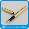 2014 Sonnet business lacquer fountain pen heavy golden pen with real golden plated