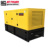 JET POWER generator set 280kw 350kva soundproof generator enclosure diesel genset