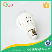 electric led rechargeable emergency bulb 12W energy saving lamp lantern