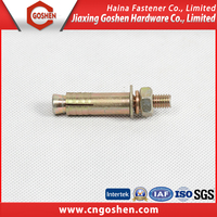 low price stainless steel hex head expansion bolt