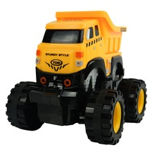 R/C cross country vehicle Fire engine off-road vehicle toys Engineering vehicle with light and music SUV Police car bus for sale