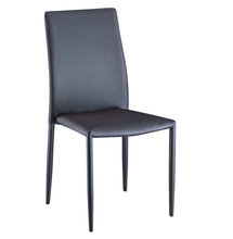 The cheapest unusual unique used tall back stacking chrome cafe dining chair, types of chairs pictures