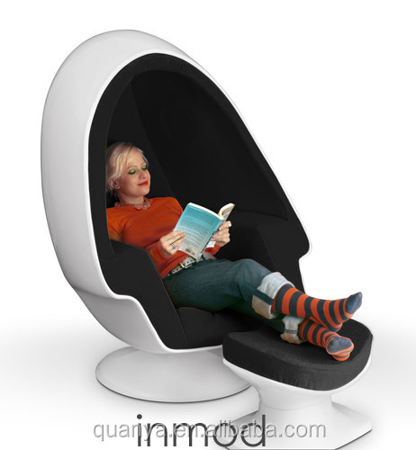 Egg shaped chair for sale /Egg chair with ottoman chair