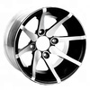 -20mm ET 12x7.5 inch car aluminium alloy atv wheels rims with 4 holes
