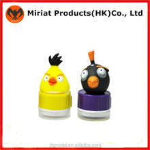 Alibaba Golden Supplier Funny Cute Birds Shape Stamps