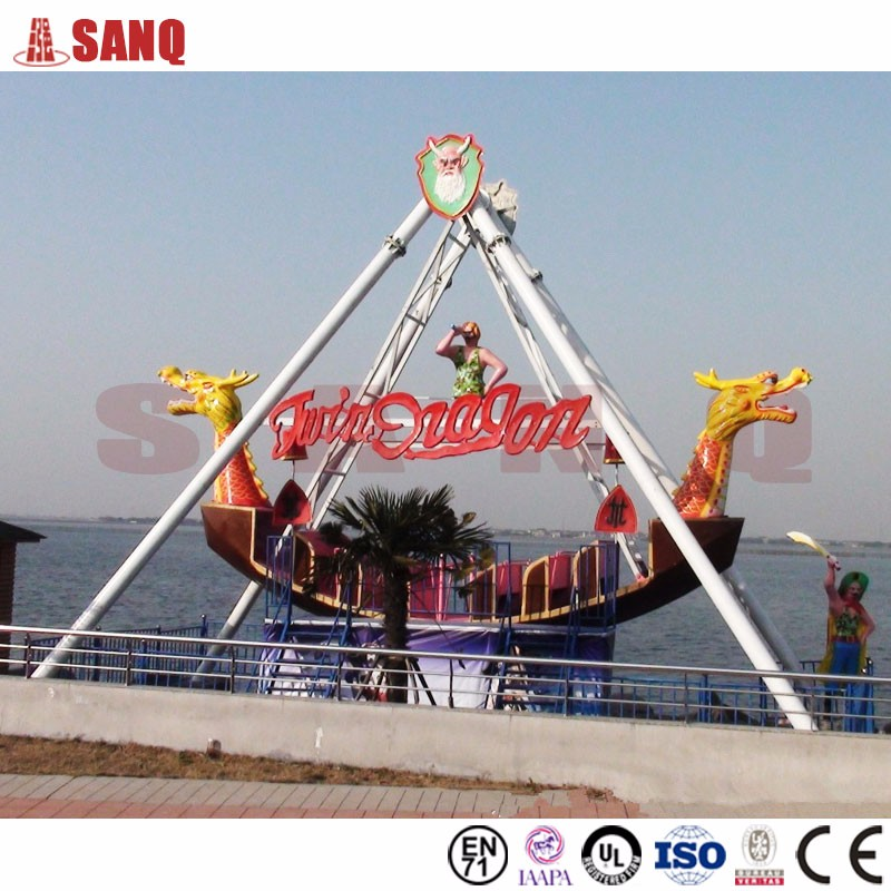 New Kids Boat Swing Rides For Selling/New Design Children Pirate Ship For Children