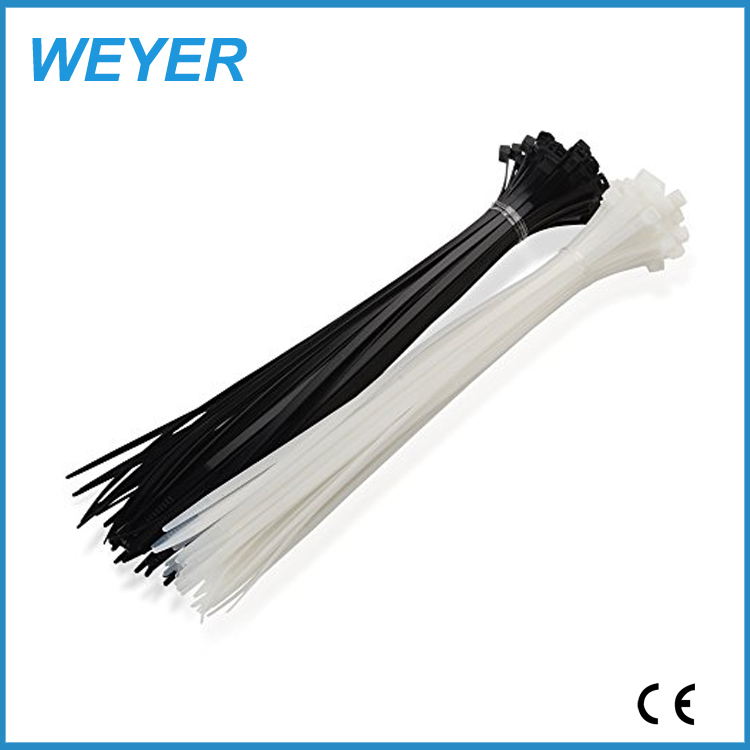 Reusable Self Locking Velcro Plastic Nylon Cable Tie
