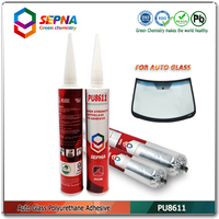 310ml PU8611 6Mpa mastic sealant and adhesive sealant used with sealant gun