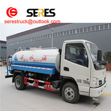 4000 liter water sparying tank truck for sale in dubai