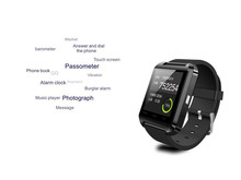 Last wrist watch mobile phone OEM order in best price
