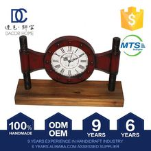 Highest Quality Special Design Nice Design Reasonable Price 100% Handmade Globe Desk Clock