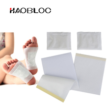 Happy Life Bamboo Vinegar Detox Healthcare Foot Patches for Improve Immunity