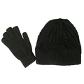 Winter Hats Knitted Beanie Caps Soft Warm Ski Hat
