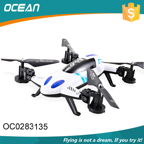 Wholesale quadcopter camera 2.4G rc solar drone with car function