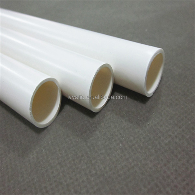 plastic tube diameter 60mm for water supply