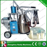 25L & 50L cow, cattle, goat, sheep, camel milking machine
