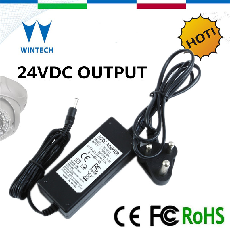 DC connector power adaptor