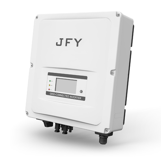 JFY New On Grid Transformerless SUNLEAF 3000W Solar String Inverter with IP65