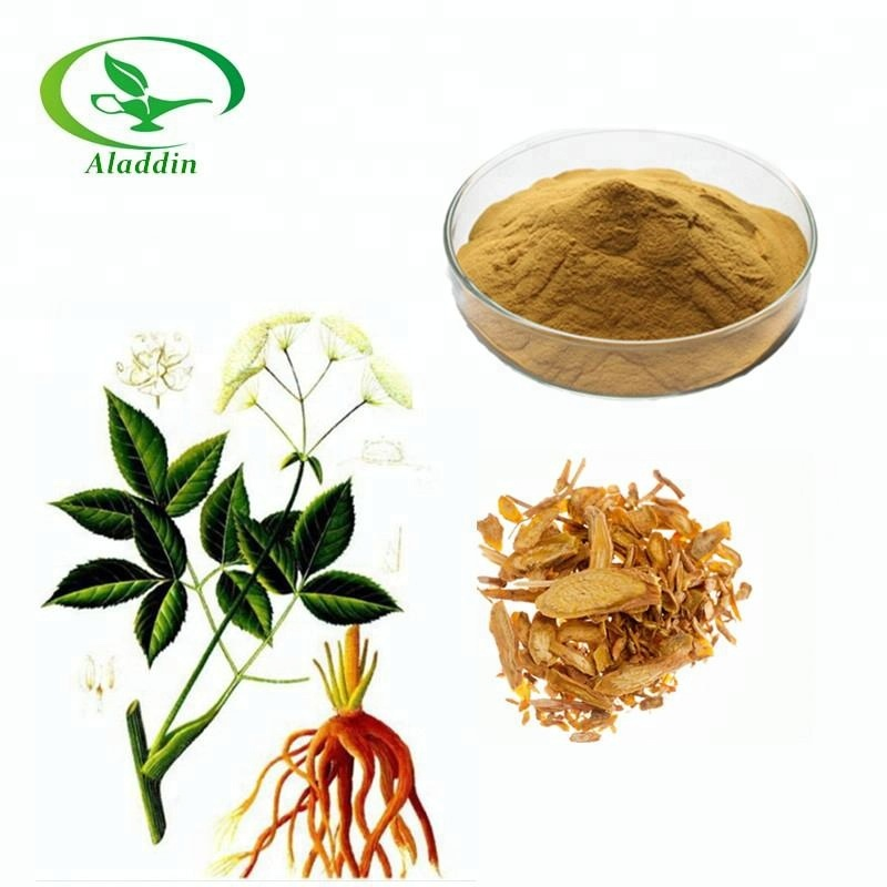 HPLC Ferulic Acid Angelica Sinensis Extract powder used for Anti-cardiovascular disease