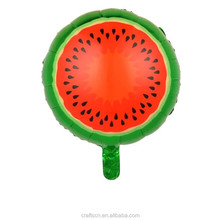 Watermelon fruit helium balloon party decoration