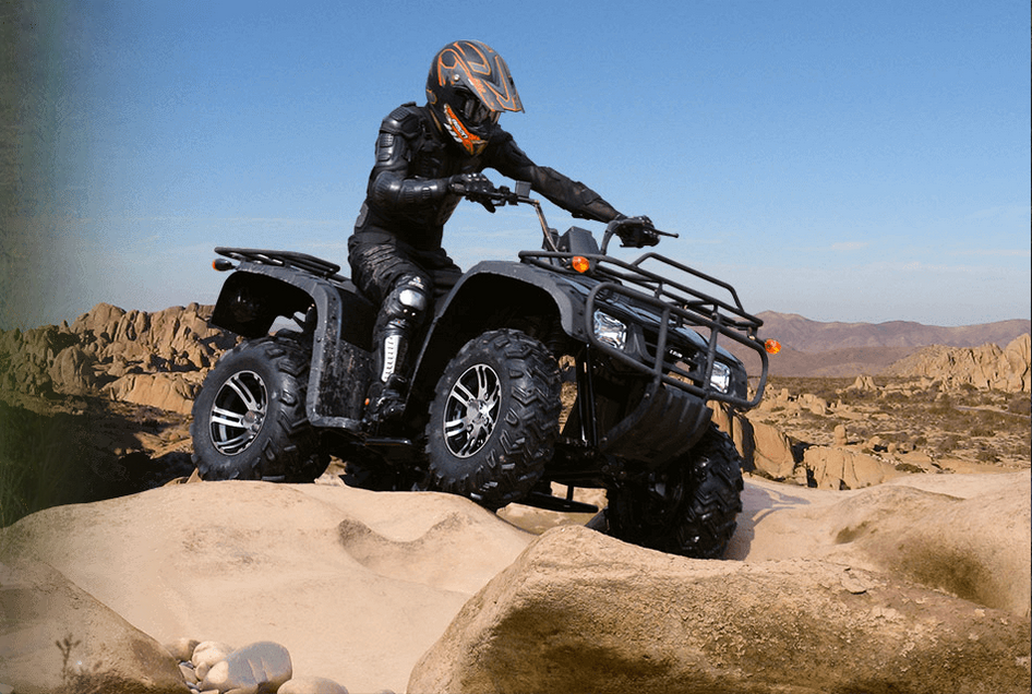 250cc ATV 4x4 vertical utility quad ATV with shaft drive transmission FREE SHIPPING
