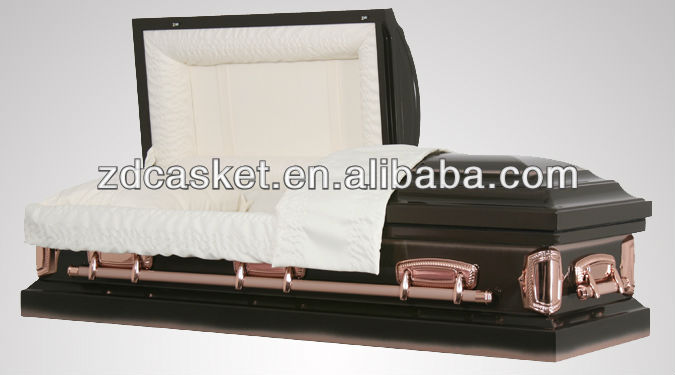 Bronze caskets china(1891)