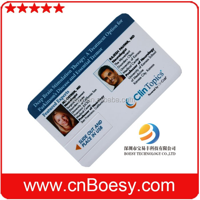 Popular, usb 2.0 memory USB web key, credit card type