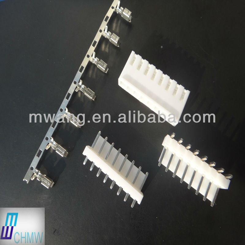3.96mm pitch 5 pin pcb connector housing
