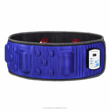 2017 hot new products massage belt improves blood circulation to reduce weight