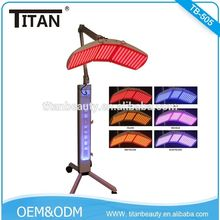 TB-505 Led PDT Bio-light Therapy Best Selling 7 Colors Portable PDT / Red Therapy Wound Healing And Hair Regrowth Machine