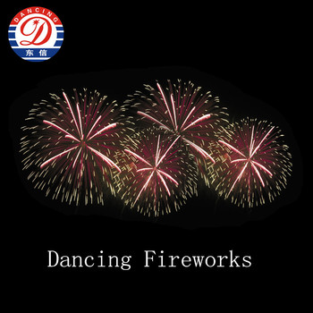 Display Shell Fireworks with Best Prices