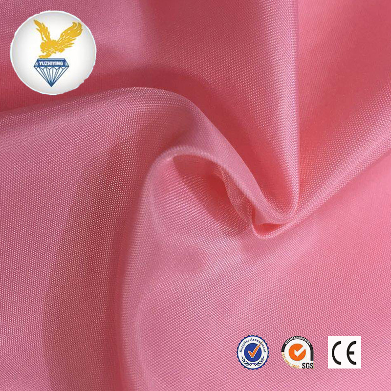 100 <strong>Polyester</strong> 170T 180T 190T lining taffeta textile clothes materials for making lining fabrics