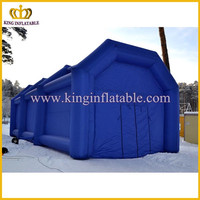 outdoor activity giant inflatable big structure tent for party ,cheap inflatable structure tent