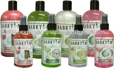 Barktini Blend Grooming Products for Dogs